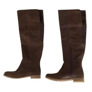 Lucky Brand Brand The Knee Boots